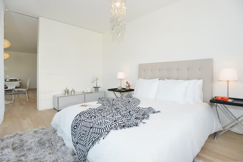 Erster Monat Mietzinsfrei! | Moderne, helle 2.5-Zimmerwohnungen im Qube4! (4)