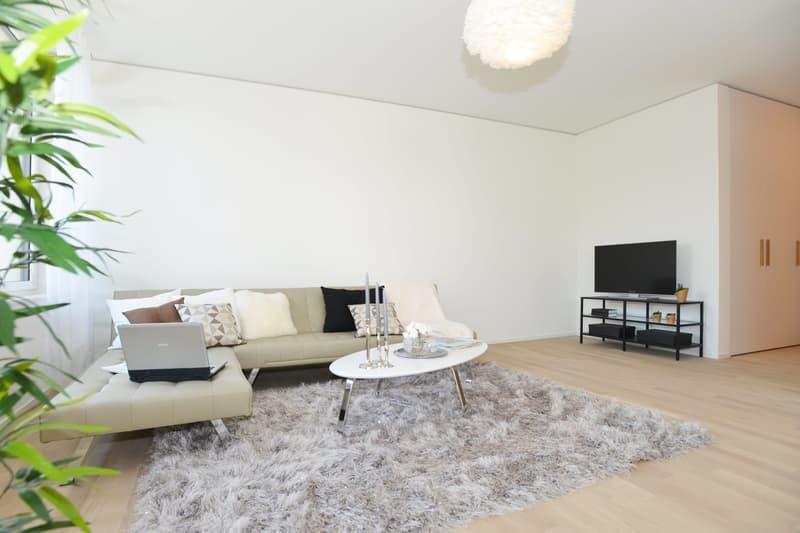 Erster Monat Mietzinsfrei! | Moderne, helle 2.5-Zimmerwohnungen im Qube4! (3)