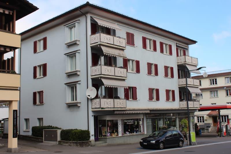 Im Zentrum von Amriswil gelegene 4 Zimmer Wohnung
