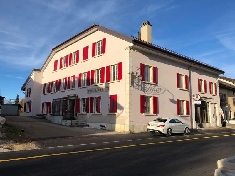 «Immeuble à vendre à Lignières»