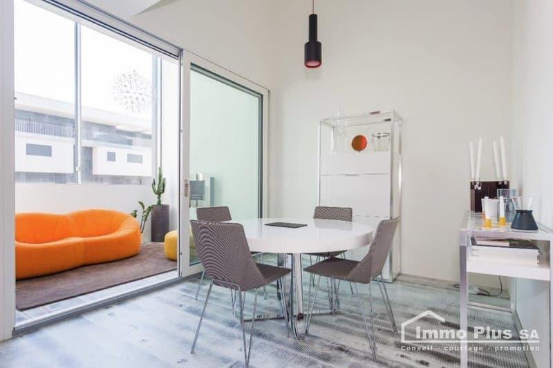 Appartement duplex de 3.5 pces avec loggia