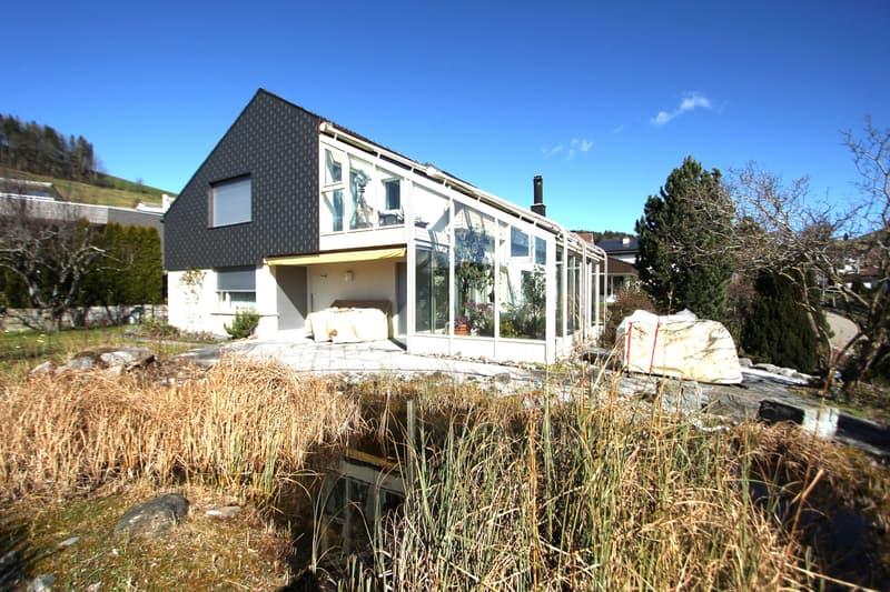6,5 Zimmer Einfamilienhaus mit Top Aussicht an sehr ruhiger Lage