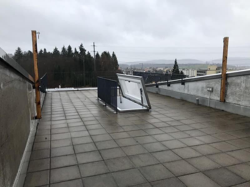 Dachterrasse (Aussicht Südost)