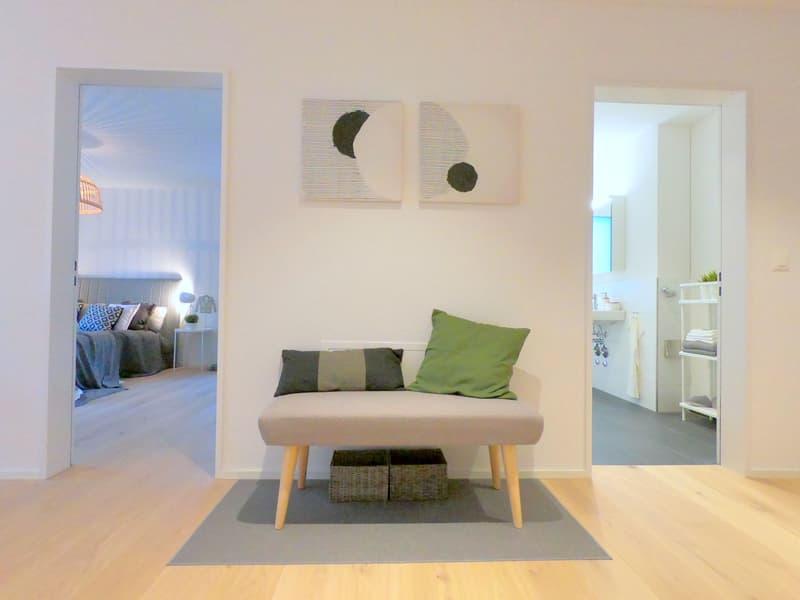 Stadtwohnung im modernen Neubau Wassergasse 53  / Musterwohnung (1)