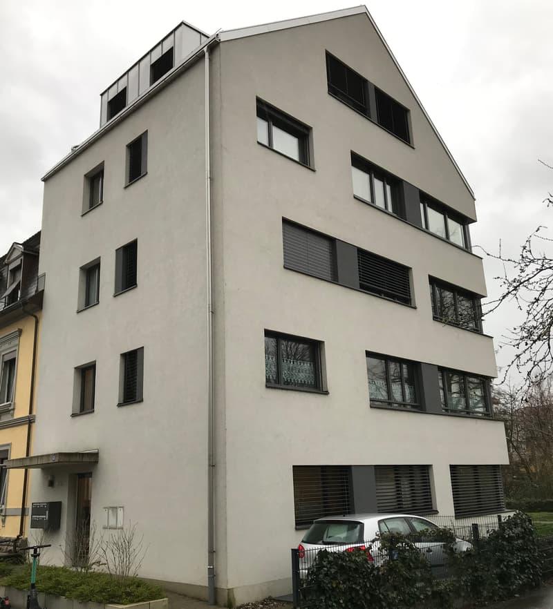 Moderne Wohnung direkt am Birsköpfli