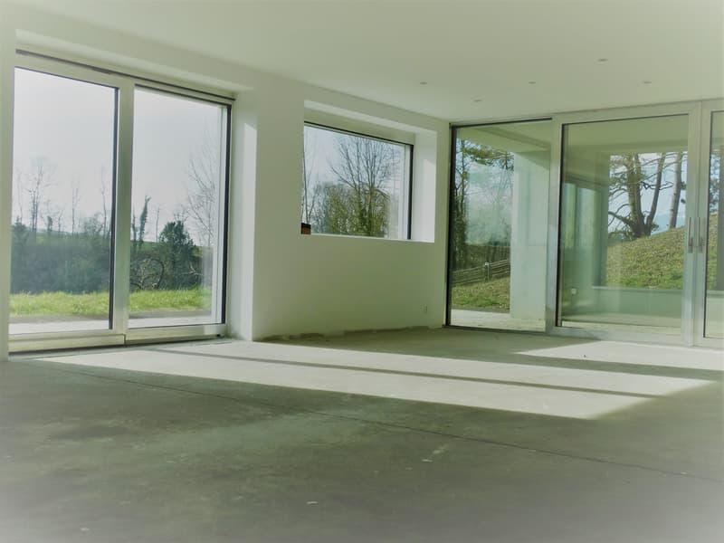 Appartement neuf avec terrasse à 5 minutes d'Yverdon !