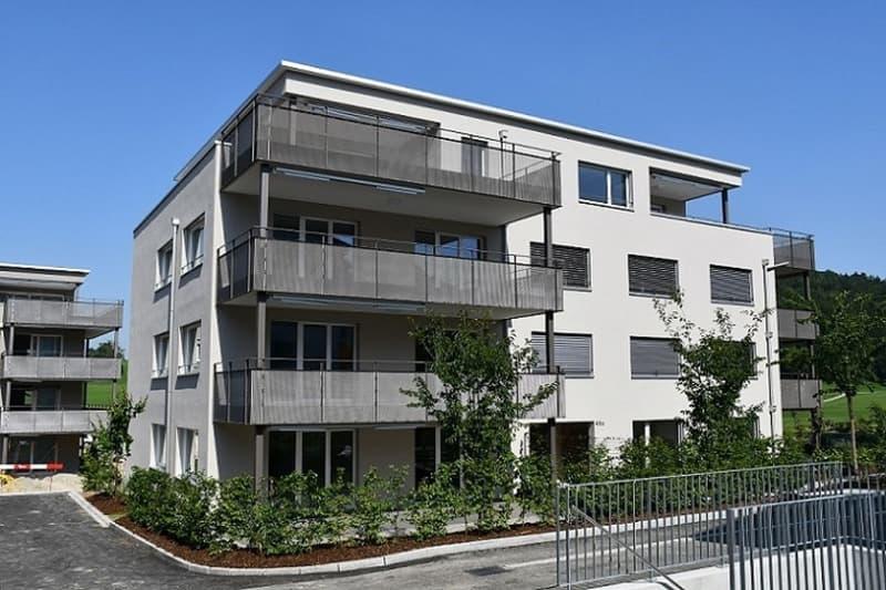 Hochwertige Neubau 2.5-Zimmerwohnung zu vermieten