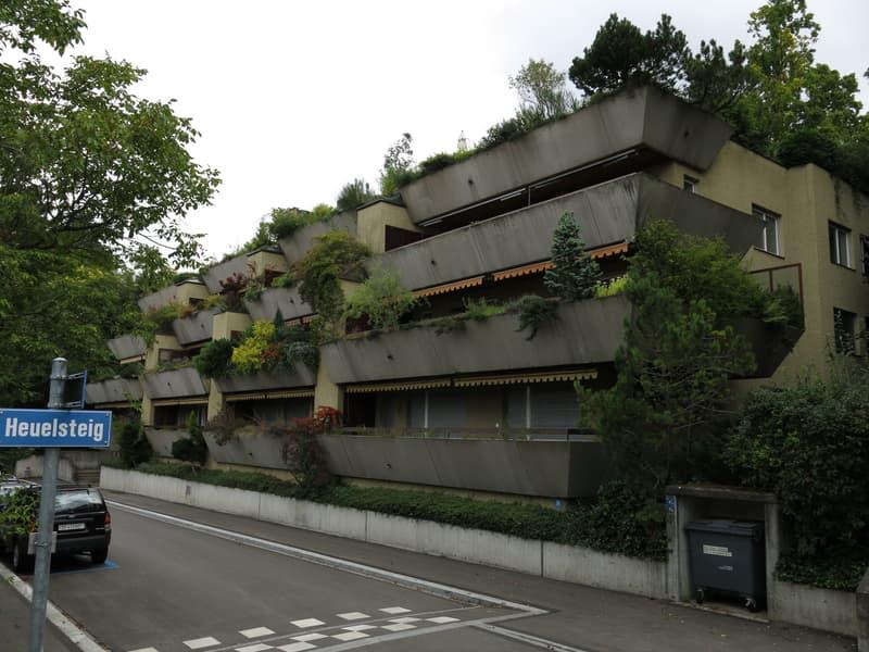 Single-Wohnung am Zürichberg