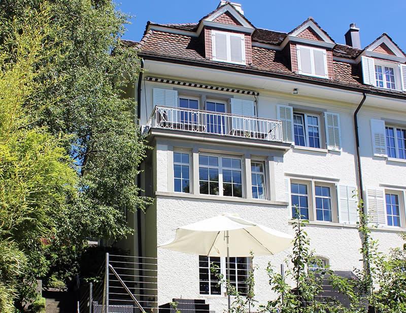 Einfamilienhaus - 8006 Zürich