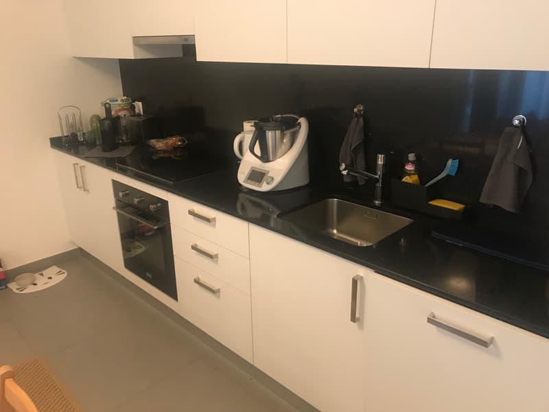 Appartamento di 72,2 mq (3.5 stanze) - 6900 Massagno - Via Morena 8 (4)