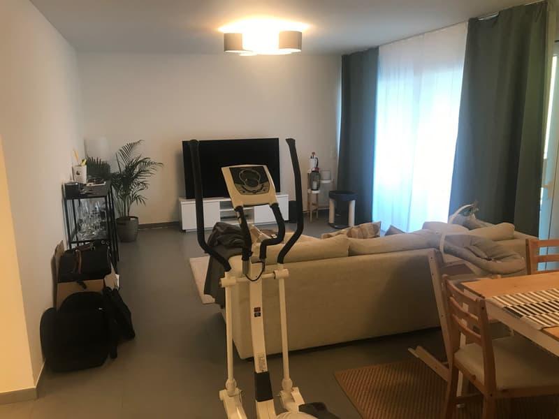 Appartamento di 72,2 mq (3.5 stanze) - 6900 Massagno - Via Morena 8 (1)