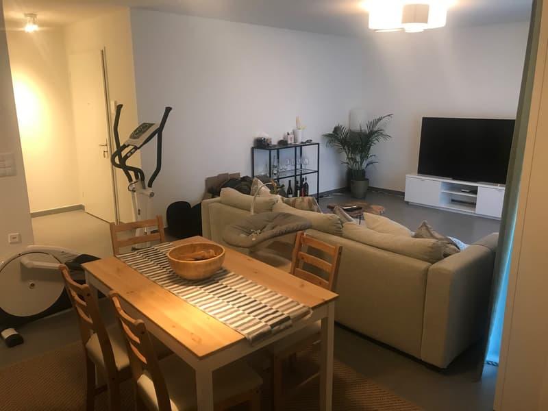 Appartamento di 72,2 mq (3.5 stanze) - 6900 Massagno - Via Morena 8 (2)