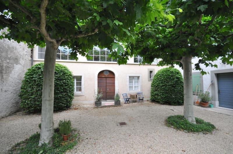 Splendide maison de maître au coeur du vieux bourg (2)
