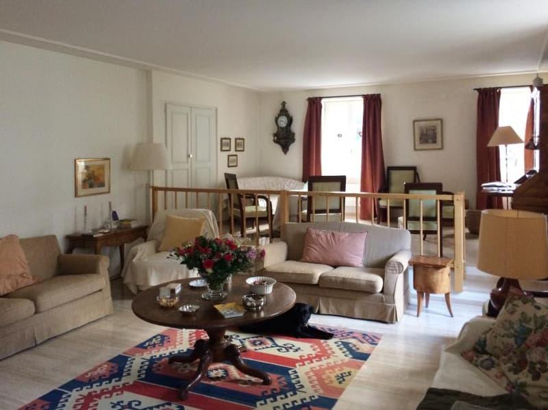 Splendide maison de maître au coeur du vieux bourg (3)