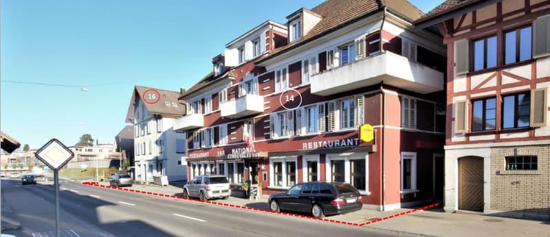 «MFH mit fast 5% BR in Zentrum von Herzogenbuchsee zu verkaufen»