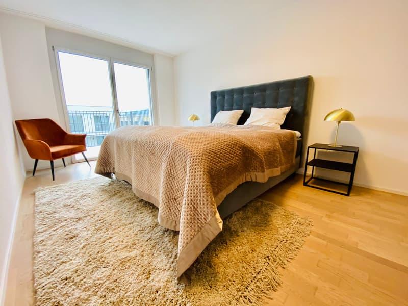 Top ausgestattete, modern und elegant möblierte Wohnung