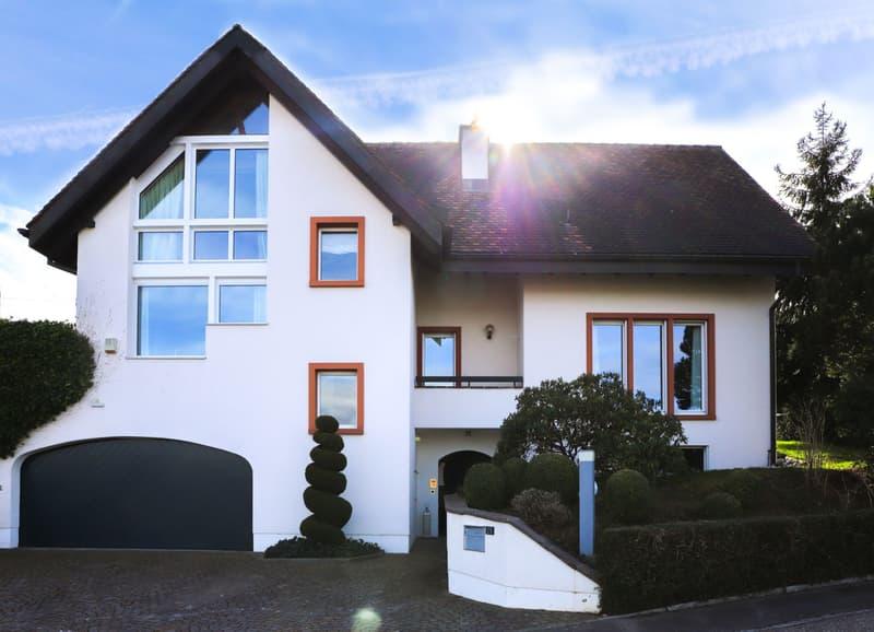 Stilvoll und elegant 7.5 Zimmer-Haus am Sonnenhang von Pratteln