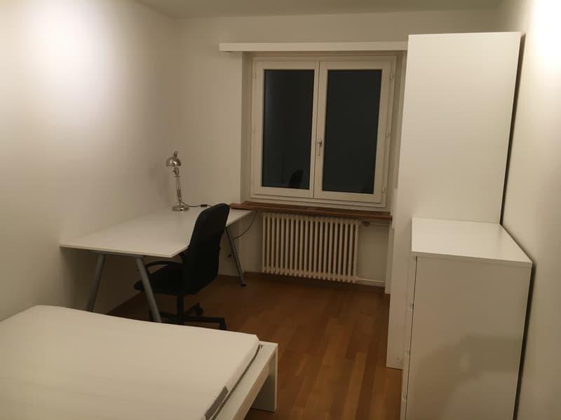ONLINE BESICHTIGUNG Schönes WG-Zimmer mit guter öV-Anbindung