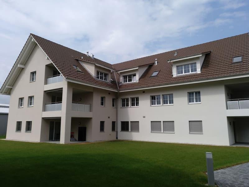 ???Erstvermietung 3.5-Zimmerwohnung im Dachgeschoss (1)