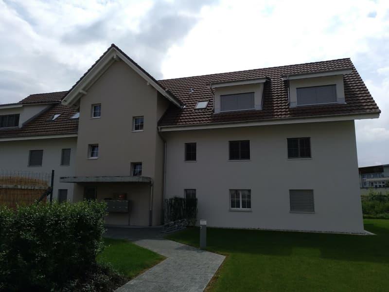 ???Erstvermietung 3.5-Zimmerwohnung im Dachgeschoss (3)
