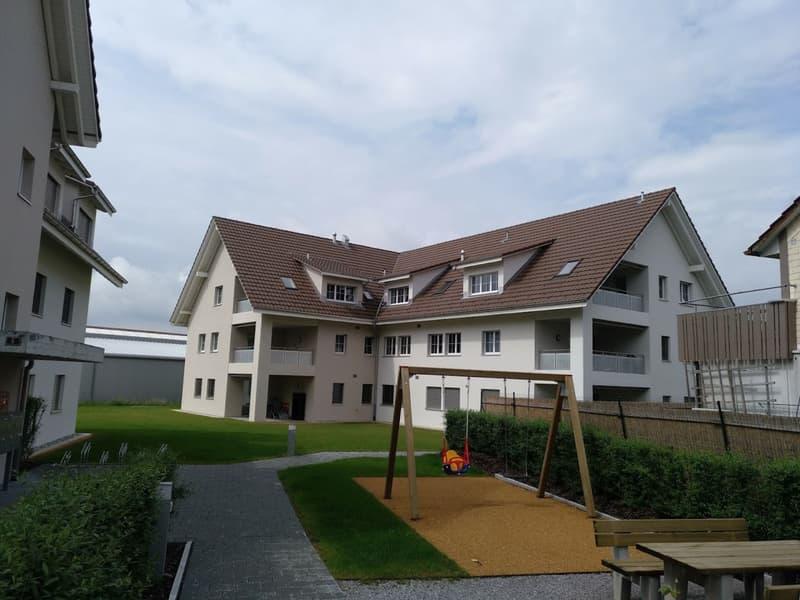 ???Erstvermietung 3.5-Zimmerwohnung im Dachgeschoss (2)