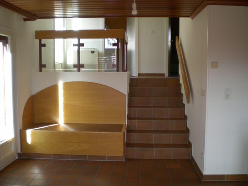 Bel appartement en attique (4)