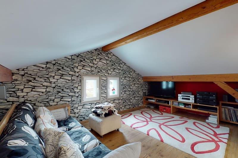 6.5 Zimmer Einfamilienhaus mit schönem Aussenbereich
