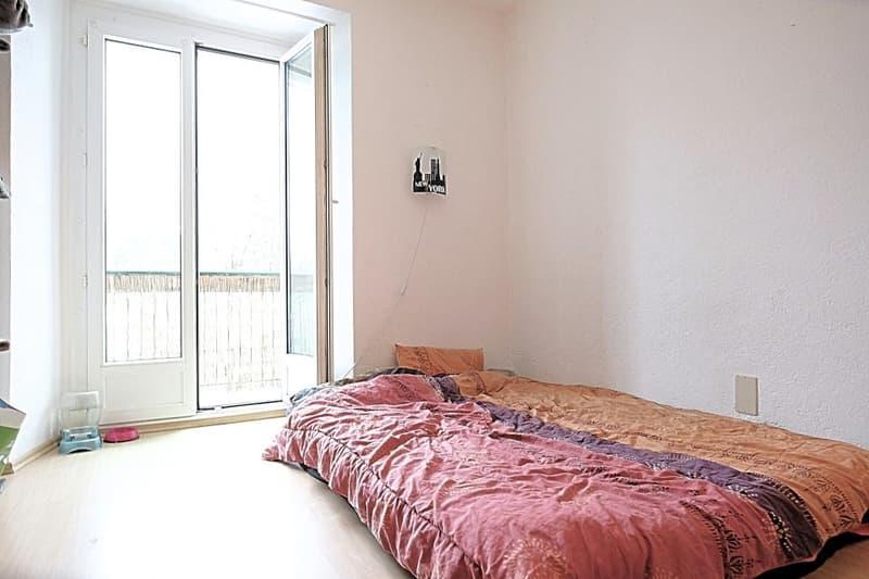 Charmant studio / 1 chambre / 1 SDB / Balcon