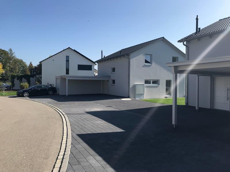 Ihr neues Zuhause - Freistehendes 5,5 Zimmer Einfamilienhaus Erstbezug (1)