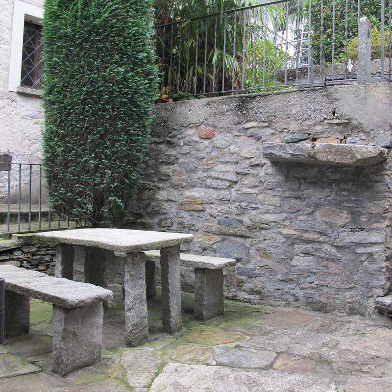 Sitzplatz beim Eingang