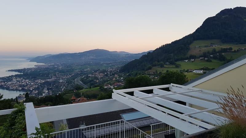Belle villa en terrasse avec vue époustouflante 4,5 pièces (2)