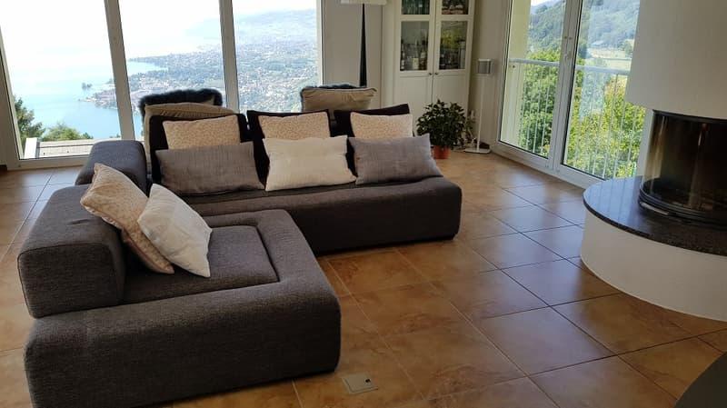 Belle villa en terrasse avec vue époustouflante 4,5 pièces (3)