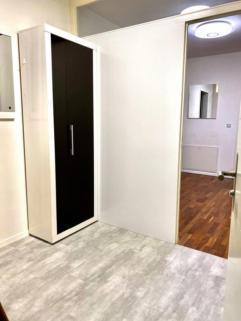 Luxuriöse 3.5 -Zimmer Wohnung mit 85 m2 und grosszügigem Balkon (3)