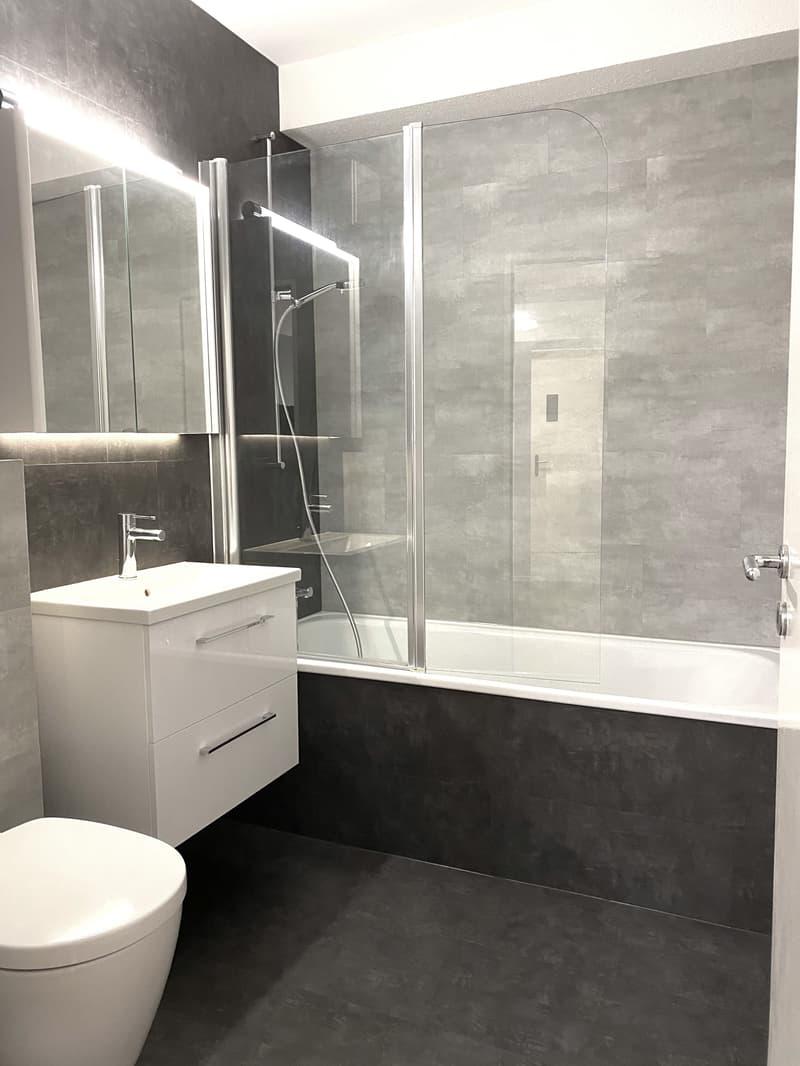 Luxuriöse 3.5 -Zimmer Wohnung mit 85 m2 und grosszügigem Balkon (4)