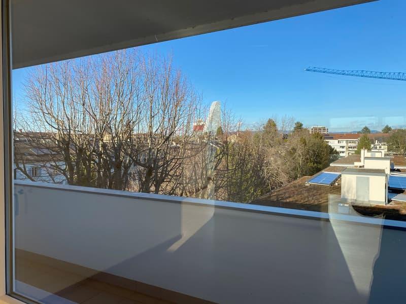 An der Engelgasse 85 in Basel eine grosse sonnige 5-Zimmer Dachwohnung mit Aussicht zu vermieten (2)