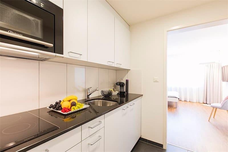 Apartmenthaus im Herzen der Basler Altstadt / Your home in the heart of the old town Basel