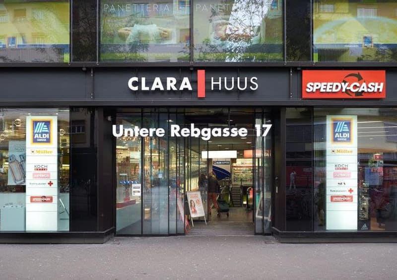 Aussenansicht Clarahuus