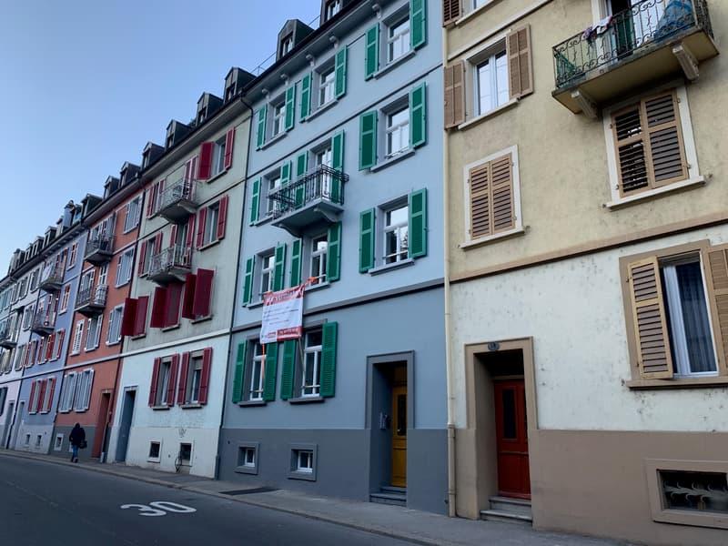 Erstbezug! 2.5 Zimmer-Wohnung im Luzerner Trendquartier (1)
