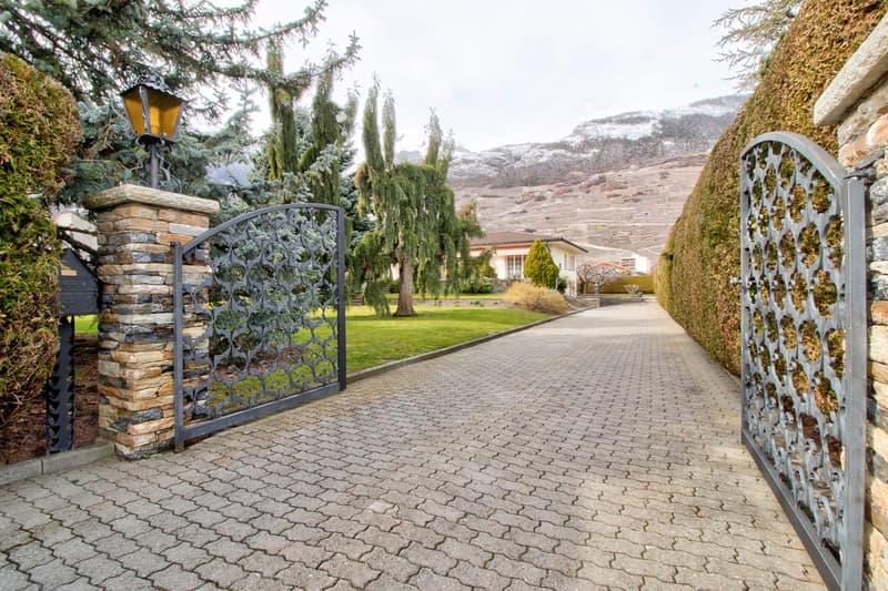 Villa de 952 m3 sur parcelle de 1'791 m2 - Vétroz - EXCLUSIVITE