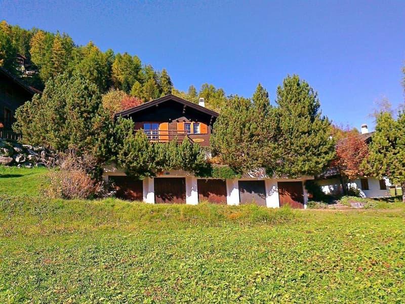 Magnifique appart 4,5 p / 3 chambres / 1 SDB / balcon avec vue