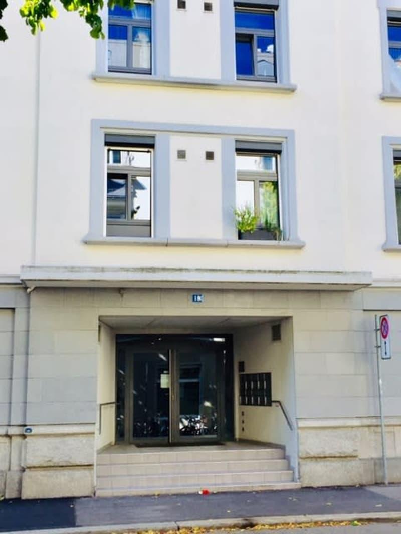 Arbeiten im Herzen von Zürich (1)