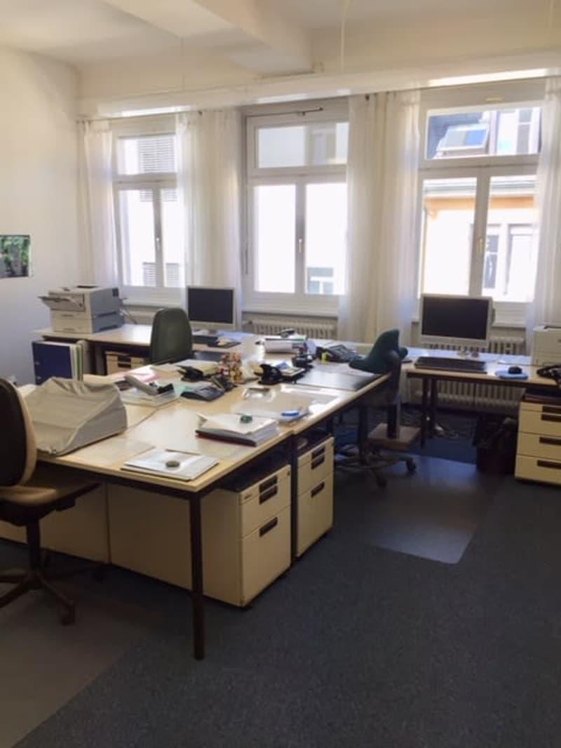 Arbeiten im Herzen von Zürich (3)