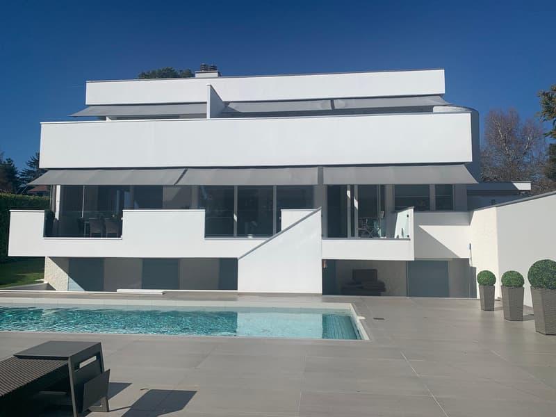 Très belle maison d'architecte avec piscine