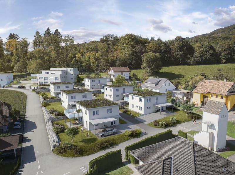 Verkauf von sechs neuen  Einfamilienhäusern! (1)
