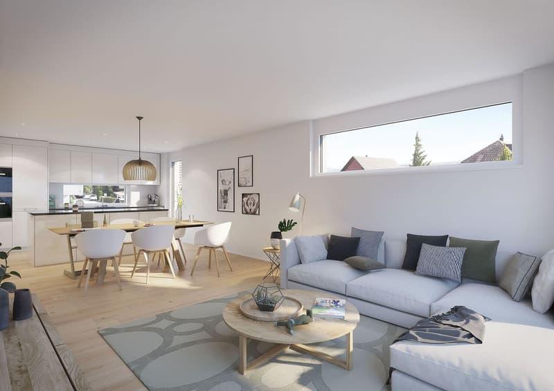 Verkauf von sechs neuen  Einfamilienhäusern! (2)