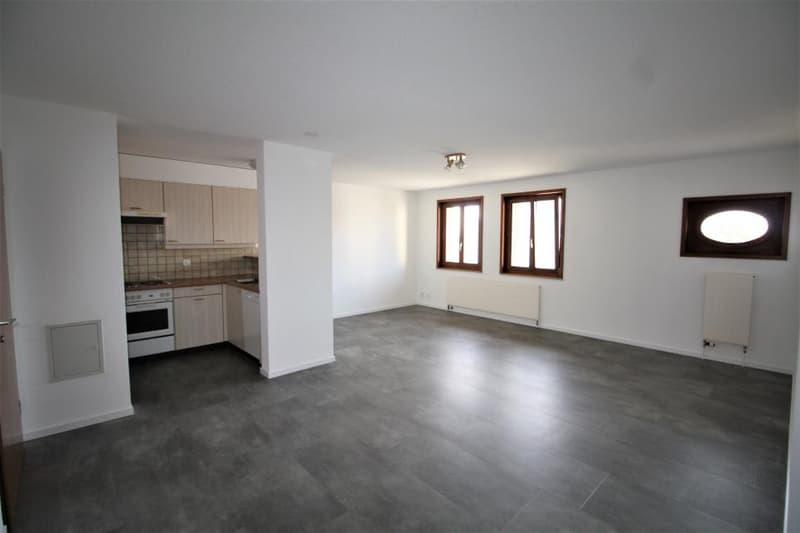 Appartement de 3 pièces à St-Cierges