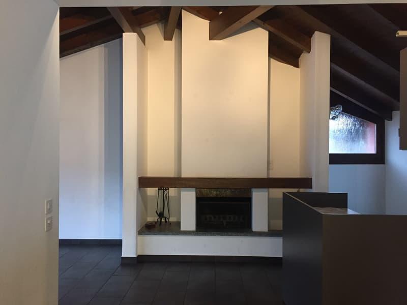 Bedano, appartamento di 3.5 locali ristrutturato