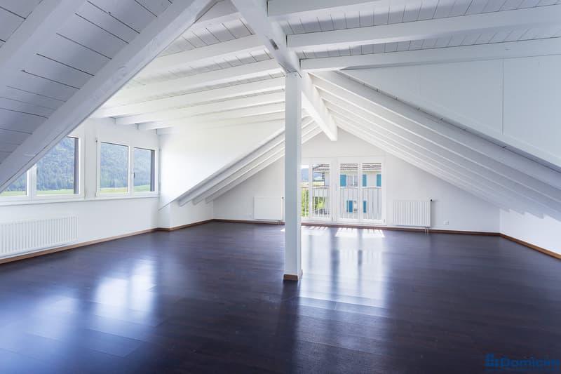 Appartement de 130 m2 en attique