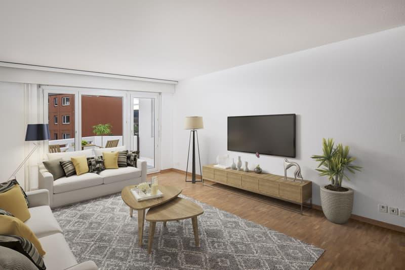 4.5 Zimmer Wohnung in Greifensee