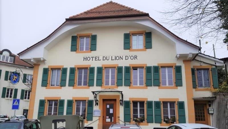 Hôtel-Restaurant à Vuarrens